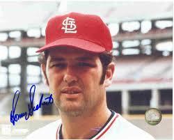AUTOGRAPHED SIGNED photo SONNY SIEBERT Cardinals | Main Line Autographs
