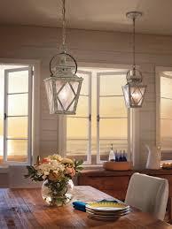 lantern lights singular style dining room lighting picture concept kichler hayman bay light pendant in distressed antique