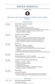 Itunes Store Fraud Senior Advisor Resume samples