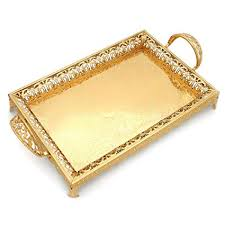 Decorative Serving Trays With Handles