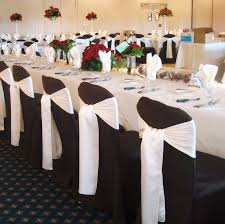 plastic dining room chair covers for dinner party table decorating ideas with elegance white table cloth