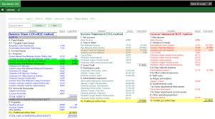 Profit Loss Statement Dynamics 365fo Ax Finance