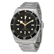 tudor watches jomashop tudor heritage black bay automatic men s watch bkss