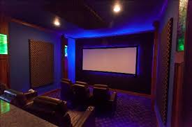 home theater lighting ideas. Light Matters: Tips For Maximizing Your Home Theater Projector\u0027s Performance - Electronic House Lighting Ideas