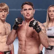 UFC Fight Night RECAP - Darren Till ...