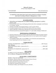 Resume Objective Examples No Work Experience College Grad Resume Examples Shocking Student No Work Experience 34