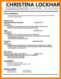 Graphic Design Resume Objective Graphic Design Resume Objective shalomhouseus 2