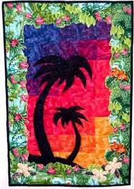 41 best Palm Tree Quilt images on Pinterest | Palm plants, Heaven ... & Quilting Information Article Adamdwight.com
