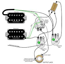 wiring diagram for two pickup guitar images pickup wiring diagram guitar wiring diagrams 2 volume 1 tone together