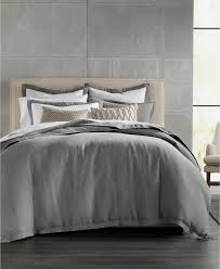 hotel collection linen king duvet cover at macy s