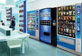 Vending Machine Graphics Custom Crane Introduces Enhanced Merchant Media Touch Vending Machines