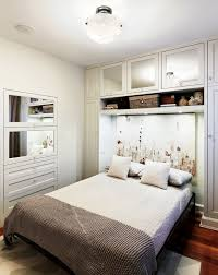 Small Bedroom Design With Double Bed