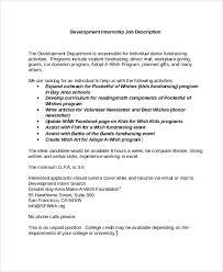 Ideal Job Description Under Fontanacountryinn Com