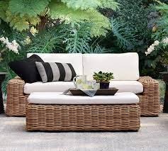 monterey all weather wicker 83 sofa