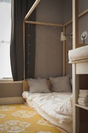 A Shared Kids Bedroom with DIY Montessori Floor Beds | Greenwich CT ...