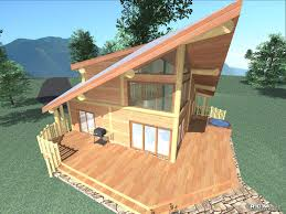 Post And Beam Deck Design The Spring Post And Beam Rcm Cad Design Drafting Ltd