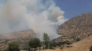 Zaho, türkiye sınırına en yakın irak şehiri'dir. Tsk Dan Zaho Nun 6 Koyune Bombardiman