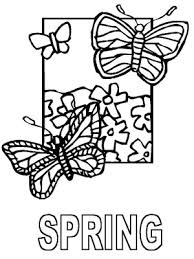 Small Picture Kids Will Love These Free Springtime Coloring Pages DLTKs