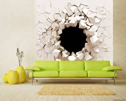 3D Wall Stickers Design