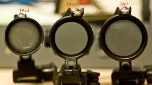 Trijicon Acog Comparison Ta11 Vs Ta31 Vs Ta33 Vs Ta44 C