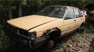1986 Chevrolet Nova Sedan, Wisconsin Rust Edition