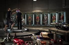 iron man office. Marvel Released This Photo Of Iron Man 3 Production Week. Office I