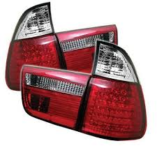 2005 bmw x5 brake lights wiring diagram for car engine bmw e53 x5 2000 2005 red and clear led tail lights