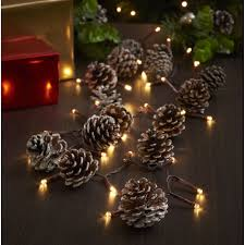 Bring The Outside Inside With This Festive Light Up Pine