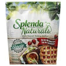 Splenda Sweetener No Calorie Granulated 7 8 Oz From