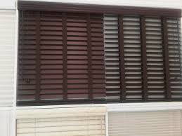 faux wood shutters exterior for popular faux wood horizontal