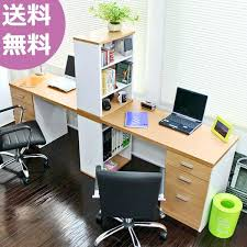 office desk with storage. Plain With Type Of Desk Unit Study Storage Shelf Cm Width Office  Computer Desks High W 3 Compartments In Chest Drawer Brown  Throughout With
