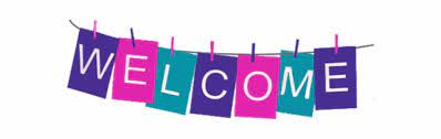 Welcome Clipart Banner - Graphic Design | Transparent PNG Download #1627202  - Vippng