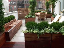 Garden Rooftop Decoration Ideas - http://www.hikris.com/5411