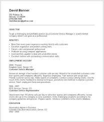 Functional Resume For Customer Service Customer Service Resume