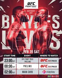 A massive and entertaining ufc fight night card brings us 14 fights on saturday, feb. Facebook
