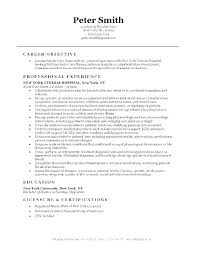 nursing resumes for new grads sample of nursing resume wikirian com