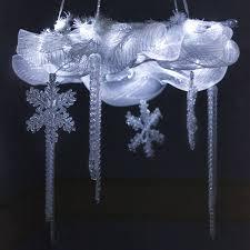 frozen themed diy chandelier light for kids make a diy room light using fairy lights
