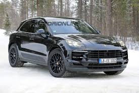 porsche macan restyling 2018. perfect restyling porsche macan foto spia del restyling and porsche macan 2018 p
