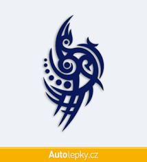 Nálepka Na Auto Tetování 3439 Autolepkycz