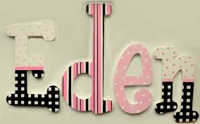 wall hanging letters ideas wall letter decor decorative wall letters