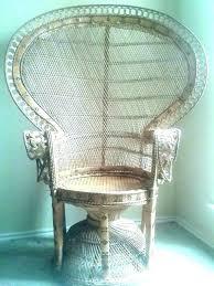 vintage wicker patio furniture. Wonderful Vintage Vintage Wicker Chair Rattan Inside Peacock Chairs Idea  Patio Cushions   In Vintage Wicker Patio Furniture T