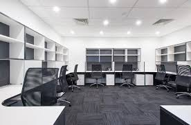 office black. Reception Offices Office Black