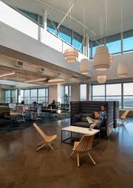 evernote office studio. Contemporary Office Cork Flooring In Herringbone Installation With Evernote Office Studio