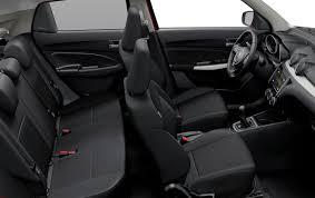 2018 suzuki automobiles. plain automobiles 2018 suzuki swiftinterior to suzuki automobiles