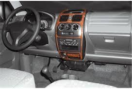 Opel Agila 04.00 - 12.03 Interior Dashboard Trim Kit Dashtrim 3-Parts