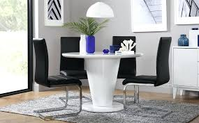 full size of hygena amparo dining table 4 chairs white lusi glass and komoro high gloss