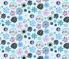 blue background designs ornate flowers large light blue background pink blue black swirly