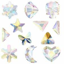 Звезда бусины россыпью <b>стразами Swarovski</b> | eBay