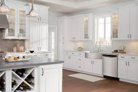 white paint for kitchen cabinetspainted white kitchen  Kitchen and Decor