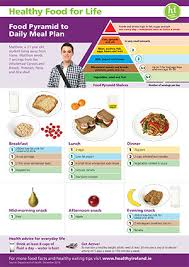 Daily Food Chart For Good Health Healthy Eating Guidelines And Resources Hse Ie